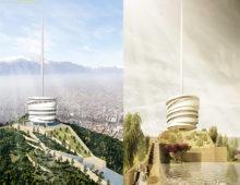 Concurso: Antena de telecomunicaciones y Torre mirador en Santiago, Chile.