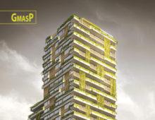 Concurso: Torre de apartamentos en Lima, Perú.
