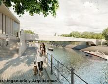 Nuevos puentes para europacity, Berlín, Alemania