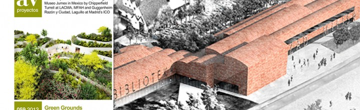 AV proyectos'article (num 59) about the multifunctional building of EOVAstudio & GmasP for Czechowice-diziedzice, Katowice, Poland.