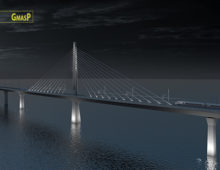 MEP Installations for the Stortrom Bridge in Denmark