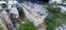 Evolución en el proyecto de una cementera en Honduras