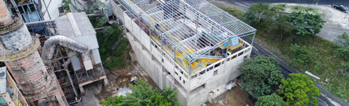 Evolution in the project for a Cement Plant in Honduras