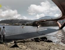Concurso: Puente para peatones y bicicletas sobre el río Miño, España-Portugal.