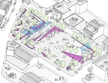Concurso: Reforma de la Plaza de la Tanca en Vilafamés