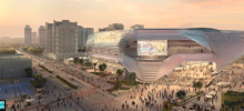 Valencia Arena: Award to the best project and collaboration in the category of large projects